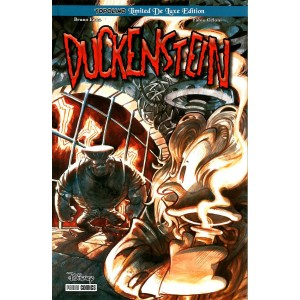 Topolino Limited De Luxe Edition - N° 12 - Duckenstein - Panini Disney