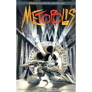 Topolino Limited De Luxe Edition - N° 14 - Metopolis - Panini Disney