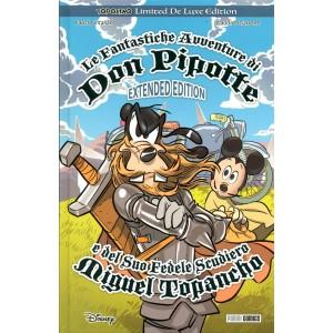 Topolino Limited De Luxe Edition - N° 15 - Le Fantastiche Avventure Di Don Pipotte - Panini Disney