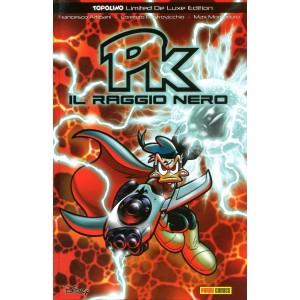 Topolino Limited De Luxe Rist. - N° 7 - Pk: Il Raggio Nero - Panini Disney