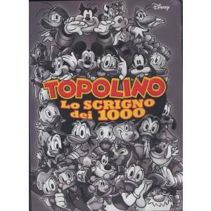 Topolino Lo Scrigno Dei - N° 3 - Topolino Lo Scrigno Dei 1000, 2000 E 3000 - Panini Disney