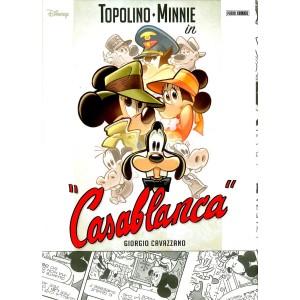 """Topolino Super Deluxe Edition - N° 1 - Topolino-Minni In """"Casablanca"""" - Panini Disney"""