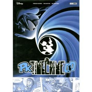 Topolino Super Deluxe Edition - N° 5 - Pk Vs Dd - Timecrime - Panini Disney