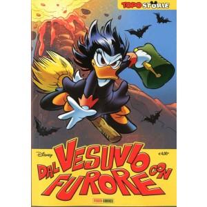 Topostorie - N° 1 - Dal Vesuvio Con Furore - Panini Disney
