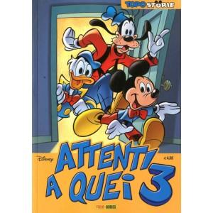 Topostorie - N° 2 - Attenti A Quei Tre - Panini Disney