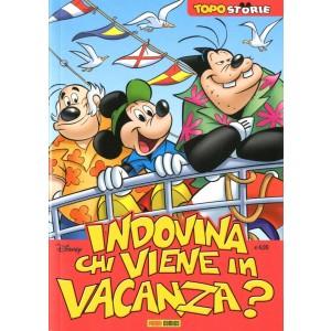Topostorie - N° 4 - Indovina Chi Viene In Vacanza? - Panini Disney