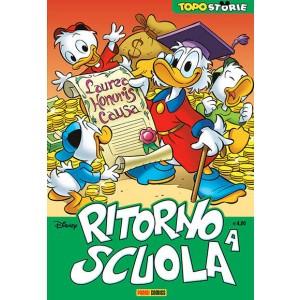Topostorie - N° 5 - Ritorno A Scuola - Panini Disney