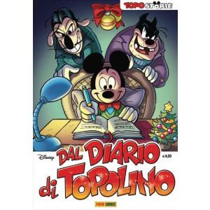 Topostorie - N° 8 - Dal Diario Di Topolino - Panini Disney