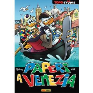 Topostorie - N° 10 - Paperi A Venezia - Panini Disney