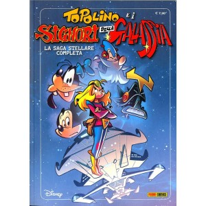 Tutto Disney - N° 75 - Topolino E I Signori Della Galassia - La Saga Stellare Completa - Panini Disney