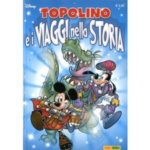 Tutto Disney - N° 81 - Topolino - I Grandi Viaggi Nella Storia - Panini Disney