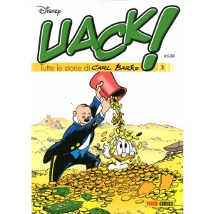 Uack! - N° 3 - Tutte Le Storie Di Carl Barks - Panini Disney