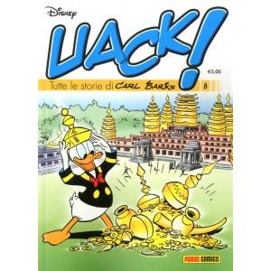 Uack! - N° 8 - Tutte Le Storie Di Carl Barks - Panini Disney