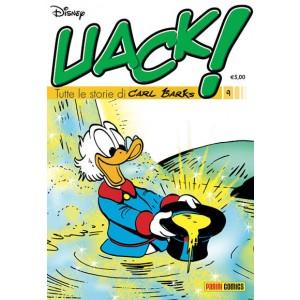 Uack! - N° 9 - Tutte Le Storie Di Carl Barks - Panini Disney
