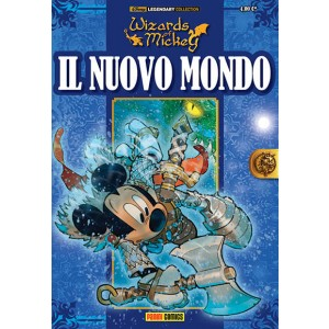 Wizards Of Mickey - N° 6 - Il Nuovo Mondo - Legendary Collection Panini Disney