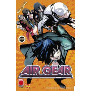 Air Gear - N° 28 - Air Gear (M37) - Manga Superstars Planet Manga