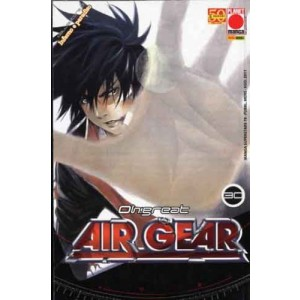 Air Gear - N° 30 - Air Gear (M37) - Manga Superstars Planet Manga