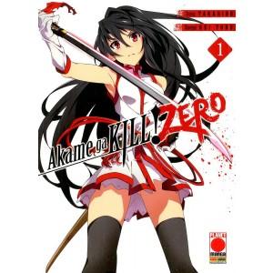 Akame Ga Kill! Zero - N° 1 - Akame Ga Kill! Zero - Manga Blade Planet Manga