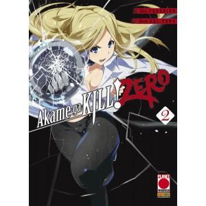 Akame Ga Kill! Zero - N° 2 - Akame - Manga Blade Planet Manga