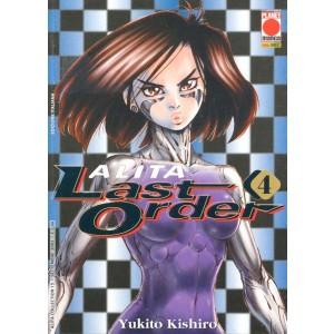 Alita Last Order - N° 4 - Last Order 4 - Planet Manga