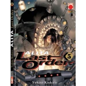Alita Last Order - N° 5 - Last Order 5 - Planet Manga