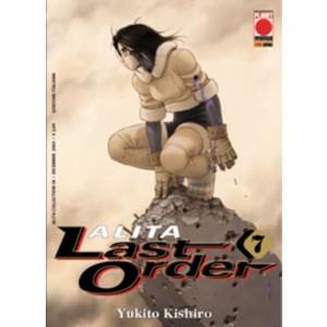Alita Last Order - N° 7 - Last Order 7 - Planet Manga