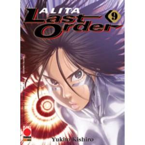 Alita Last Order - N° 9 - Last Order 9 - Planet Manga
