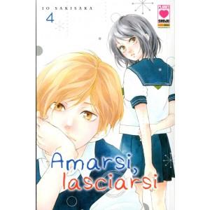 Amarsi Lasciarsi - N° 4 - Amarsi Lasciarsi - Planet Ai Planet Manga