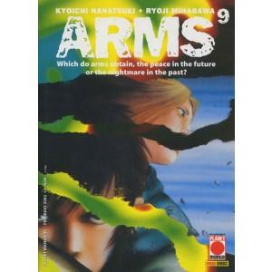 Arms - N° 9 - Arms - Planet Manga Planet Manga