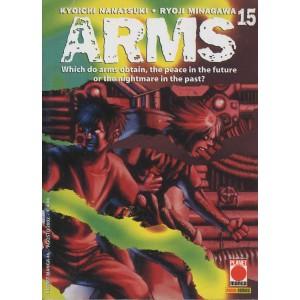 Arms - N° 15 - Arms 15 - Planet Manga Planet Manga
