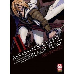 Assassin'S Creed Iv Black Flag - N° 2 - Il Risveglio - Manga Storie Nuova Serie Planet Manga