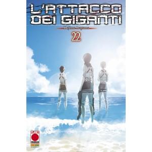 Attacco Dei Giganti - N° 22 - Attacco Dei Giganti - Generation Manga Planet Manga