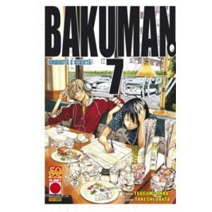 Bakuman - N° 7 - Bakuman (M20) - Planet Manga Presenta Planet Manga