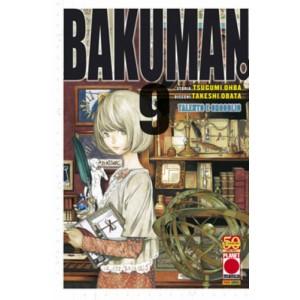 Bakuman - N° 9 - Bakuman (M20) - Planet Manga Presenta Planet Manga