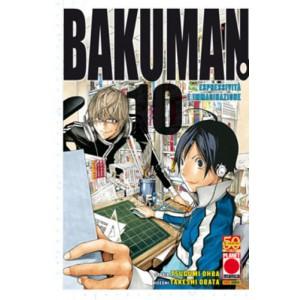 Bakuman - N° 10 - Bakuman (M20) - Planet Manga Presenta Planet Manga