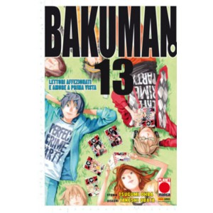 Bakuman - N° 13 - Bakuman (M20) - Planet Manga Presenta Planet Manga