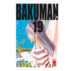 Bakuman - N° 19 - Bakuman (M20) - Planet Manga Presenta Planet Manga