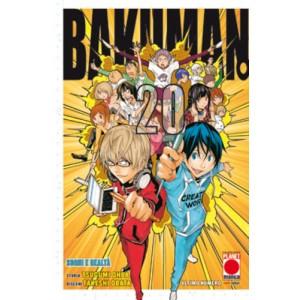 Bakuman - N° 20 - Bakuman (M20) - Planet Manga Presenta Planet Manga