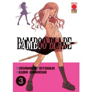 Bamboo Blade - N° 3 - Bamboo Blade - Capolavori Manga Planet Manga