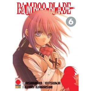 Bamboo Blade - N° 6 - Bamboo Blade - Capolavori Manga Planet Manga
