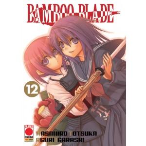 Bamboo Blade - N° 12 - Bamboo Blade - Capolavori Manga Planet Manga