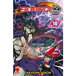 Beyblade - N° 10 - Manga Blade 10 - Planet Manga