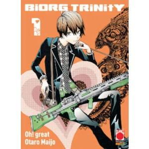 Biorg Trinity - N° 1 - Biorg Trinity - Manga Best Planet Manga