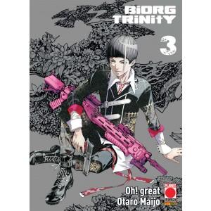 Biorg Trinity - N° 3 - Biorg Trinity - Manga Best Planet Manga
