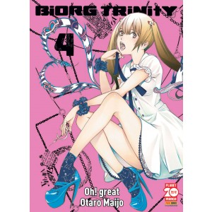Biorg Trinity - N° 4 - Biorg Trinity - Manga Best Planet Manga