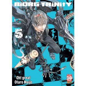 Biorg Trinity - N° 5 - Biorg Trinity - Manga Best Planet Manga