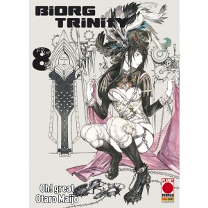 Biorg Trinity - N° 8 - Biorg Trinity - Manga Best Planet Manga