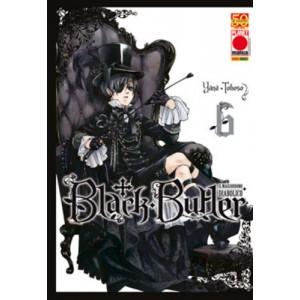 Black Butler - N° 6 - Il Maggiordomo Diabolico - Planet Manga