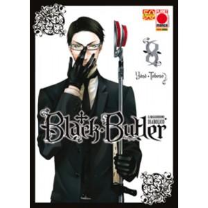 Black Butler - N° 8 - Il Maggiordomo Diabolico - Planet Manga