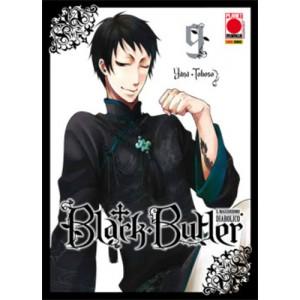 Black Butler - N° 9 - Il Maggiordomo Diabolico - Planet Manga